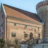 Der Palas mit Juliusturm, Foto: Zitadelle Berlin, Friedhelm Hoffmann