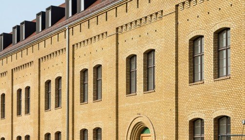 Die Alte Kaserne, Foto: Zitadelle Berlin, Friedhelm Hoffmann