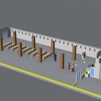 Visualisierung Alte Kaserne, Bild 4, Abb: Zitadelle Berlin