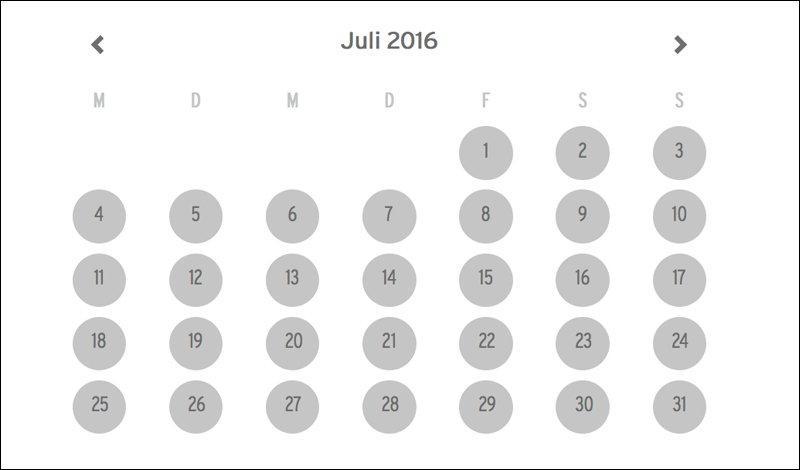 Programmkalender Zitadelle Berlin