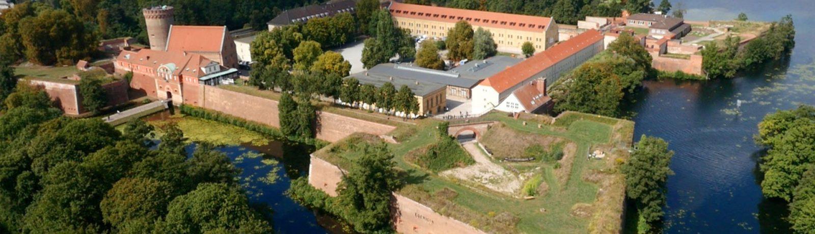 Luftbild der Zitadelle, Foto: Zitadelle Berlin, Firma airdolly