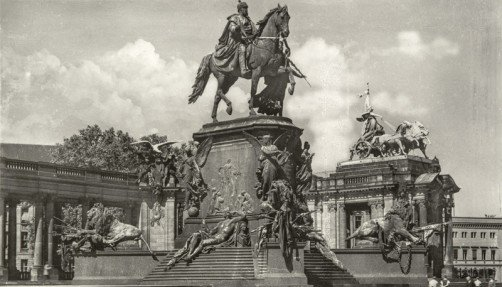 Emperor Wilhelm National Monument, picture: Citadel Berlin