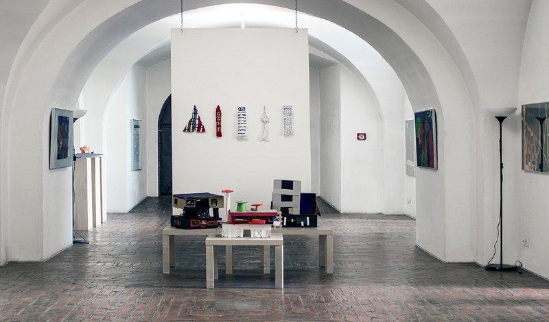 Ausstellung in der Jugendkunstschule