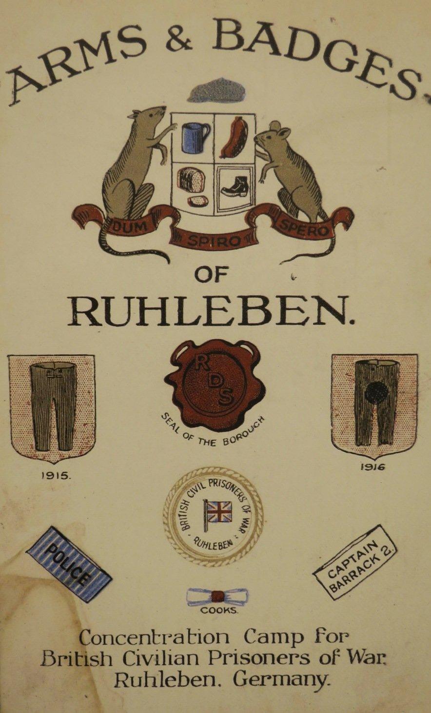 Ruhleben Camp