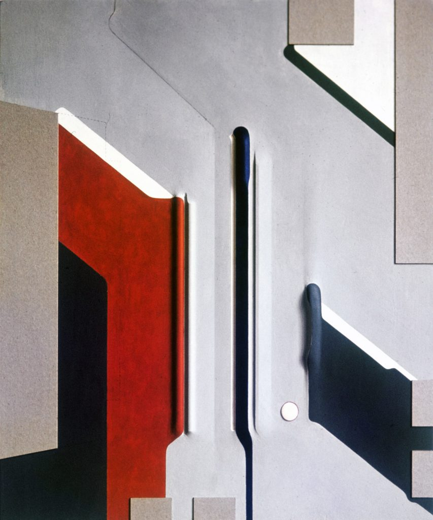"""Klaus Noculak, """"Platzgestaltung (Forum) für das Geisteswissenschaftliche Zentrum der Universität Göttingen (Modell)"""