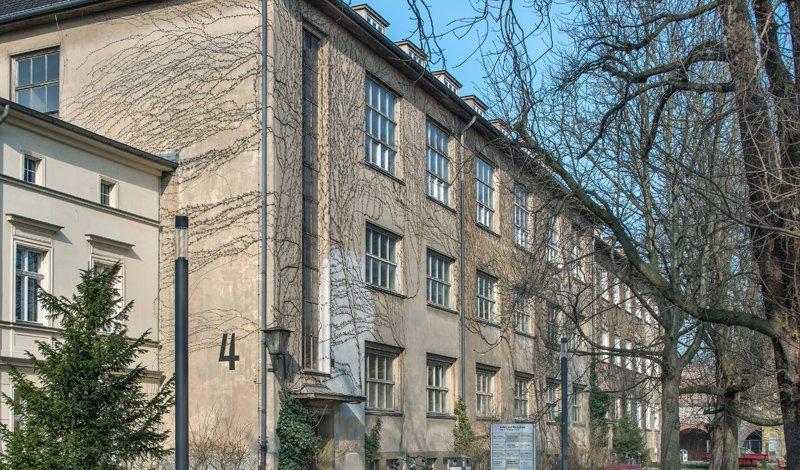 House 4, Photo: Zitadelle Berlin, Friedhelm Hoffmann