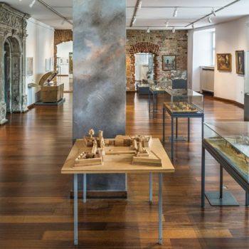 """Die Ausstellung """"Burg und Zitadelle"""", Foto: Zitadelle Berlin, Friedhelm Hoffmann"""