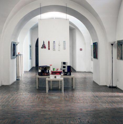 Ausstellung der Jugendkunstschule, Foto: Reinhard Hoffmann