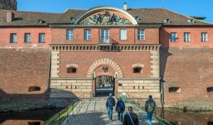 Torhaus der Zitadelle, Foto: Zitadelle Berlin, Friedhelm Hoffmann