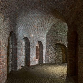 The Black Corridor, photo: Citadel Berlin, Friedhelm Hoffmann
