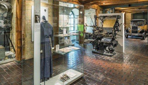 Stadtgeschichtliches Museum Spandau im Zeughaus Foto: Zitadelle Berlin, Friedhelm Hoffmann