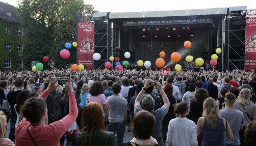 Veranstaltung auf der Zitadelle, Foto: Peter Engelke / Trinity Music GmbH
