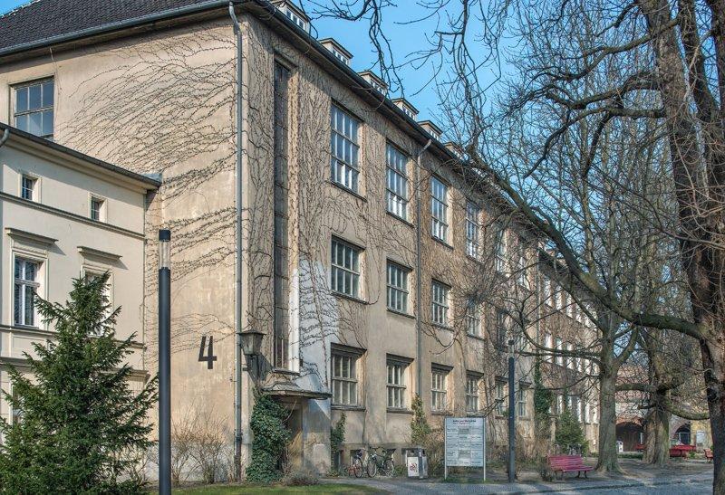 House 4, photo: Citadel Berlin, Friedhelm Hoffmann