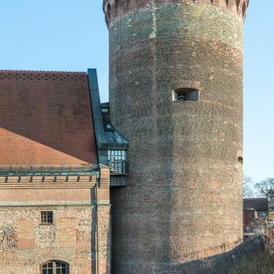 The Julius Tower, photo: Citadel Berlin, Friedhelm Hoffmann