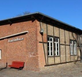 Exerzierhalle, Foto: Zitadelle Berlin