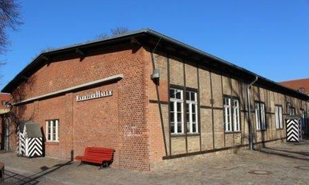 Exerzierhalle, © Stadtgeschichtliches Museum Spandau, Zitadelle Spandau