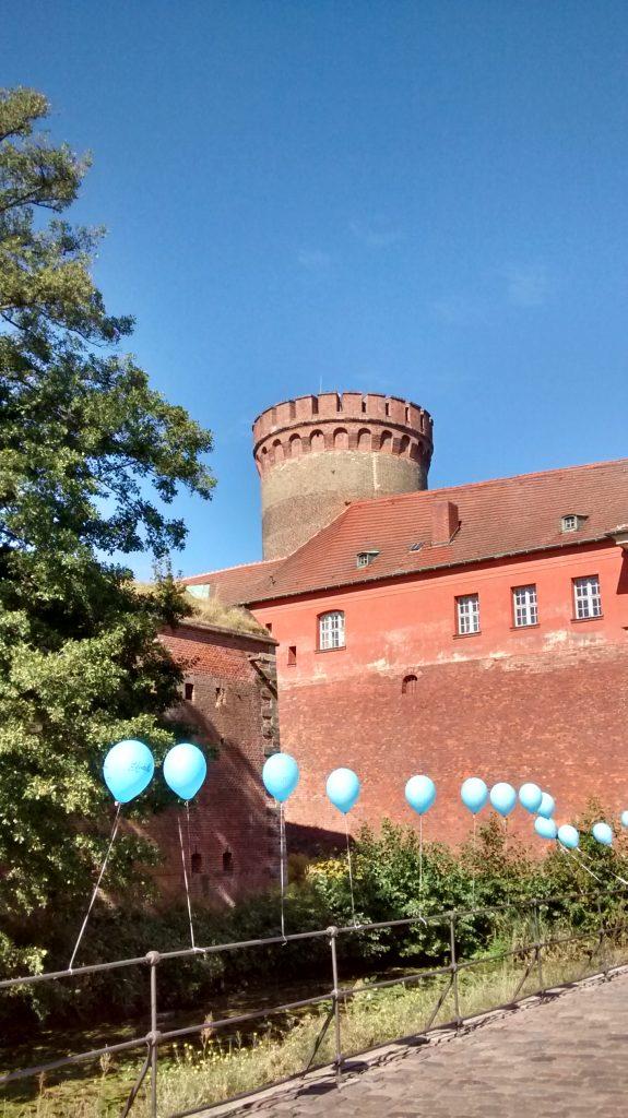 Juliusturm und Torhaus am Tag des offenen Denkmals 2018