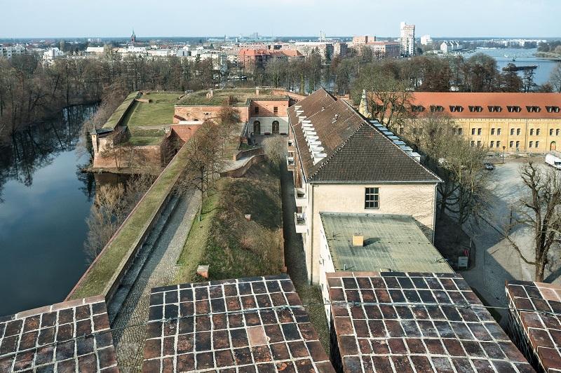 Blick vom Juliusturm, Foto Zitadelle, Friedhelm Hoffmann