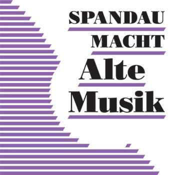 """Grafik """"Spandau macht Alte Musik"""""""