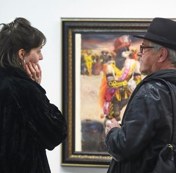 Foto: Jakob Argauer, Zentrum für Aktuelle Kunst