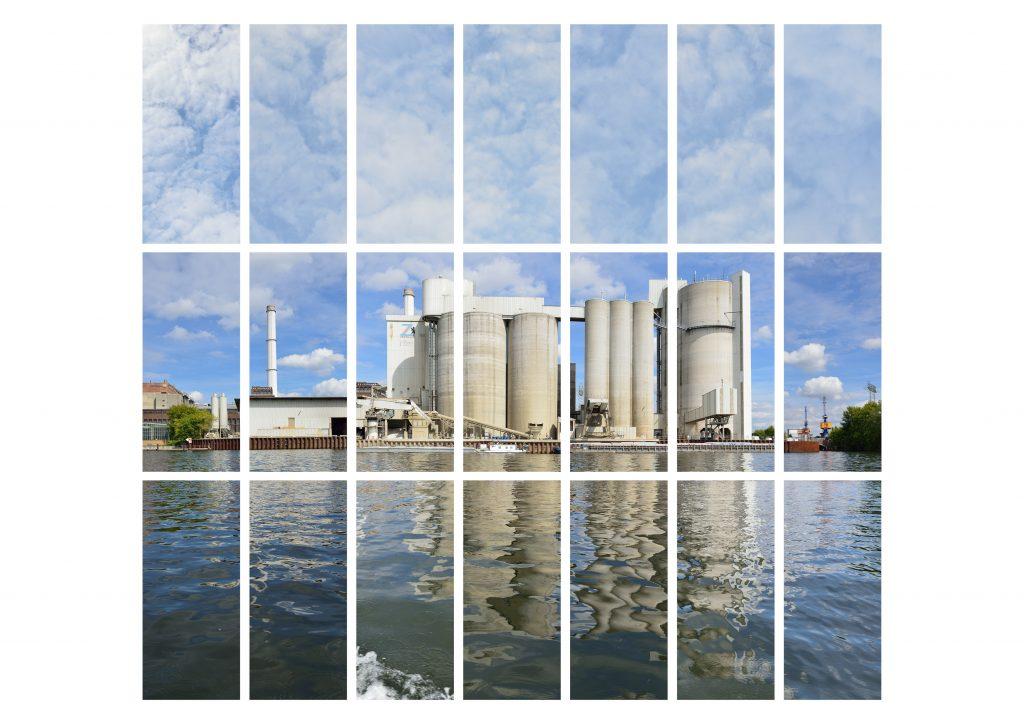 Götz Lemberg SPREE-CUTS, 2020 © VG Bild-Kunst, Bonn, 2020_F