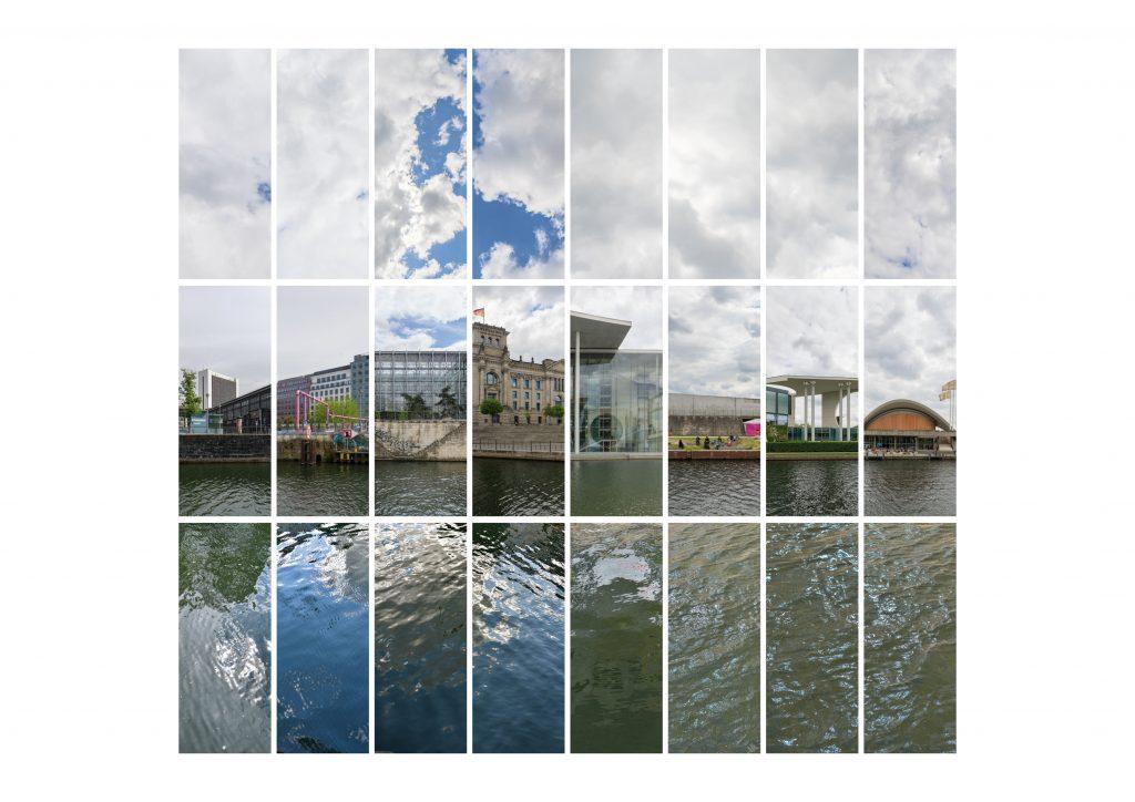 Götz Lemberg SPREE-CUTS, 2020 © VG Bild-Kunst, Bonn, 2020_FH