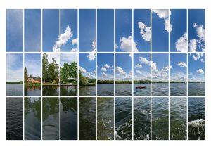 Götz Lemberg SPREE-CUTS, 2020 © VG Bild-Kunst, Bonn, 2020_W