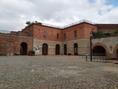Bastion Kronprinz © Stadtgeschichtliches Museum Spandau, Zitadelle 2020